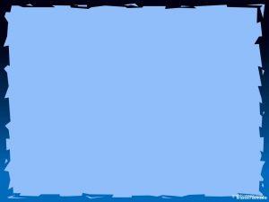 blue border background