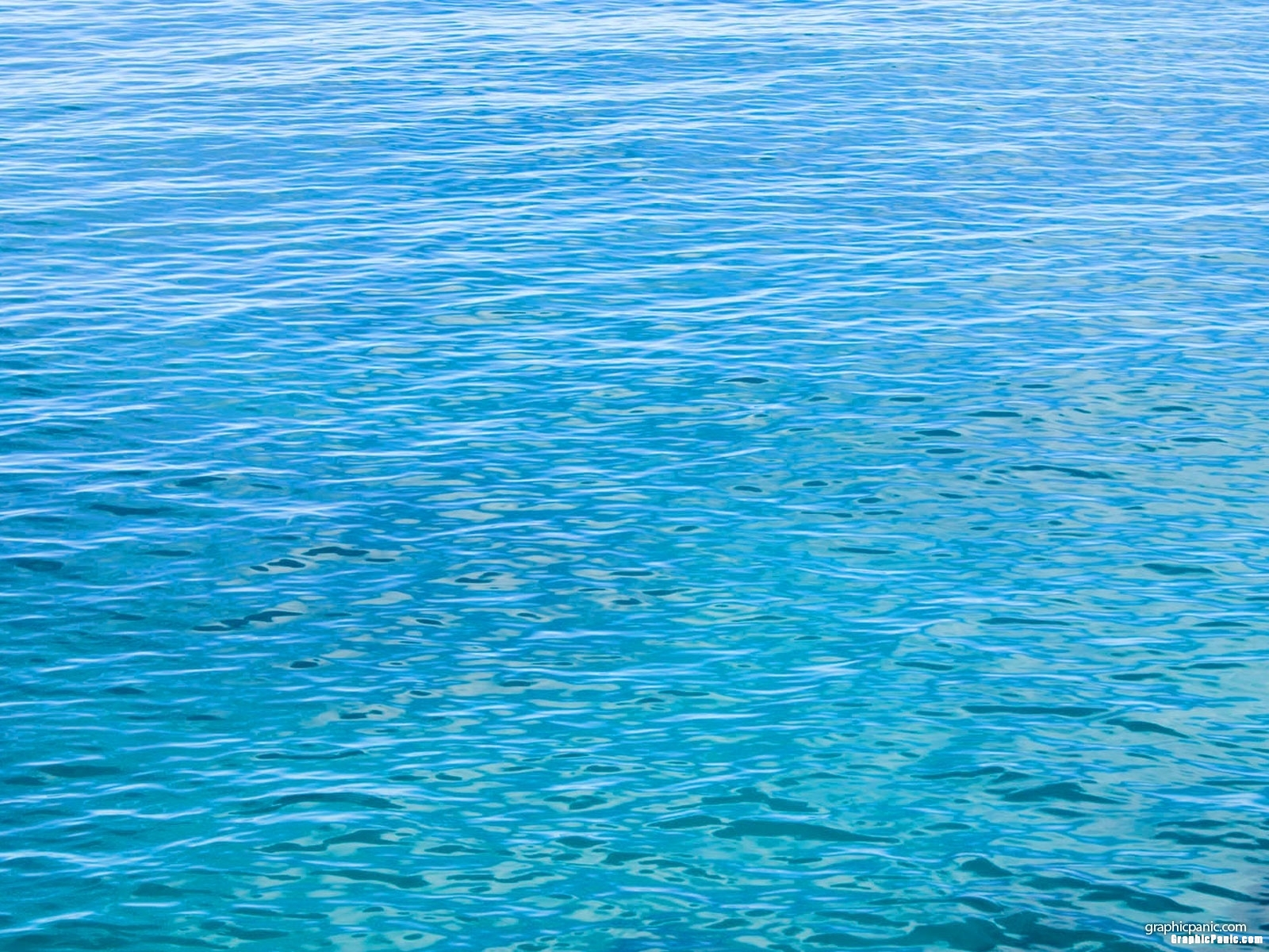 Blue Water Powerpoint Background