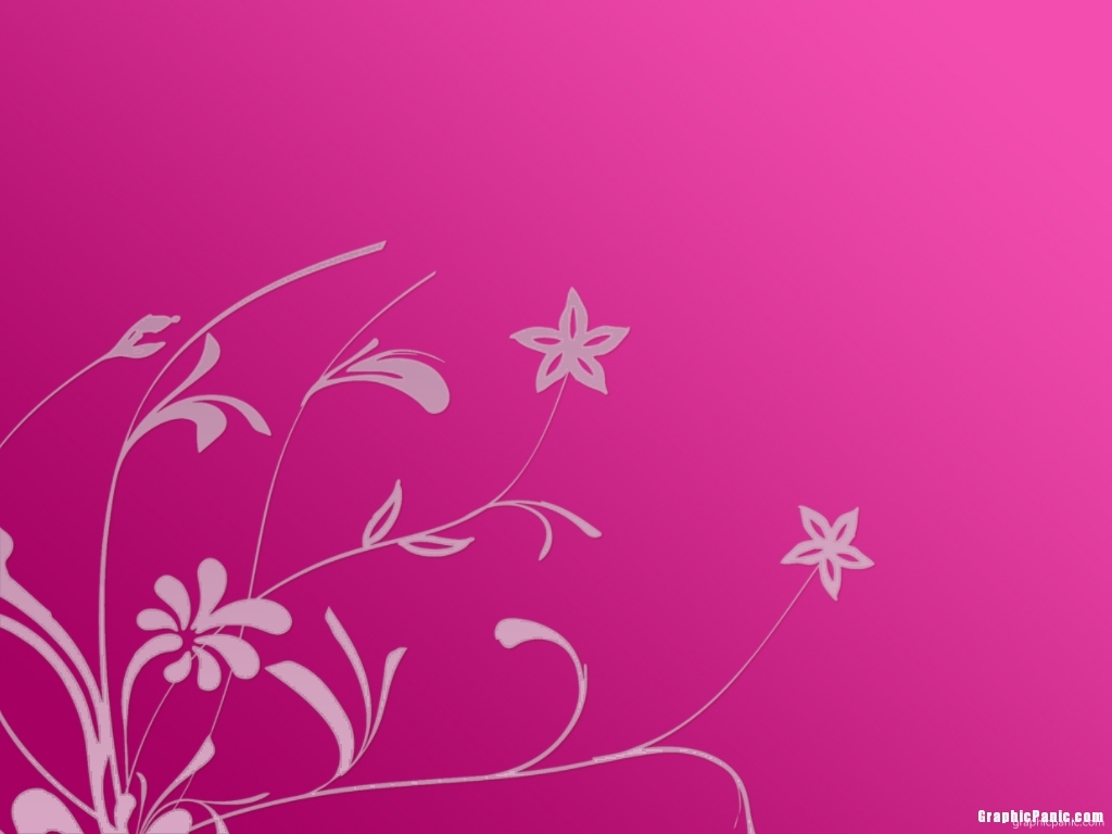 Flower backgrounds graphicpanic flower pink background mightylinksfo