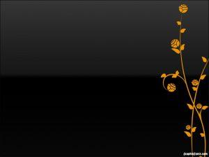 flower ppt background