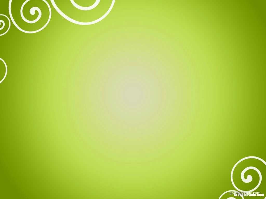 green spiral ornament powerpoint backgroundImage size: 1024 x 768
