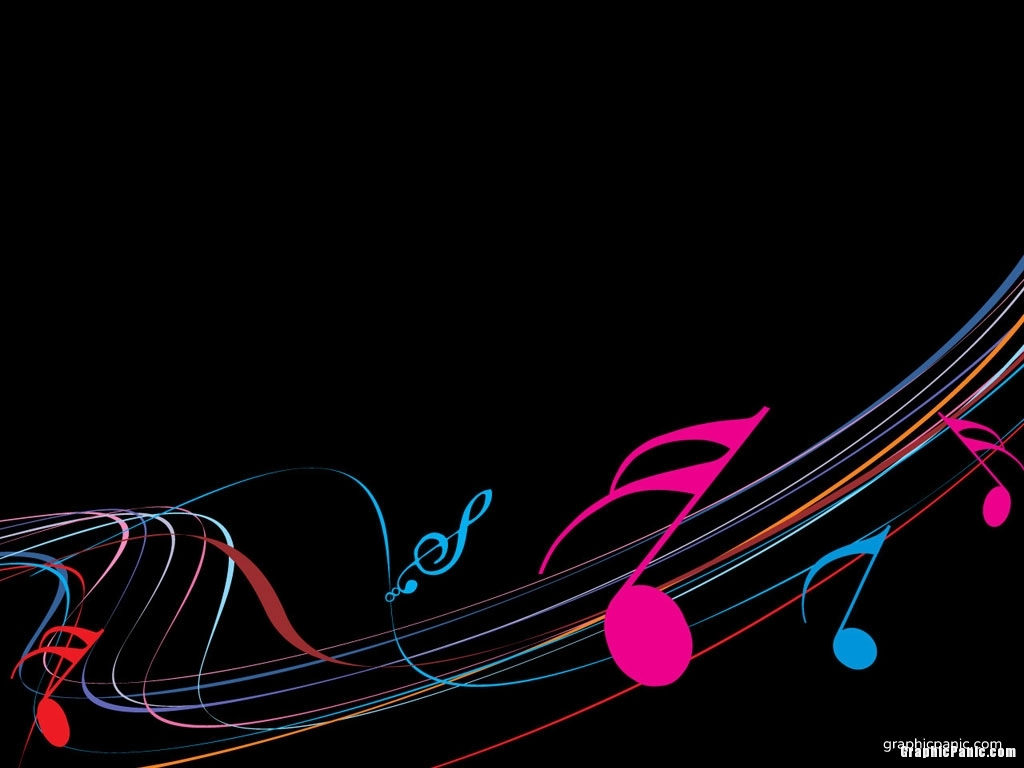 music powerpoint background