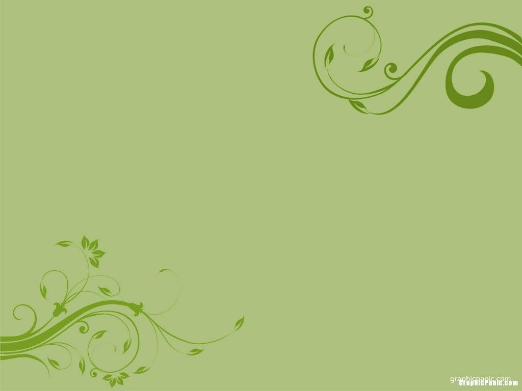 background green