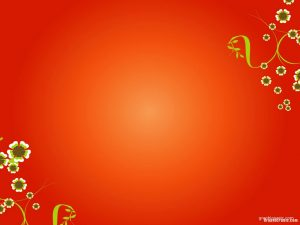 beautiful red powerpoint background