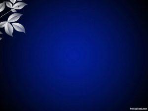 blue powerpoint