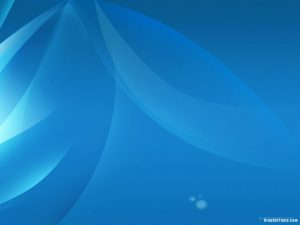 blue slide background