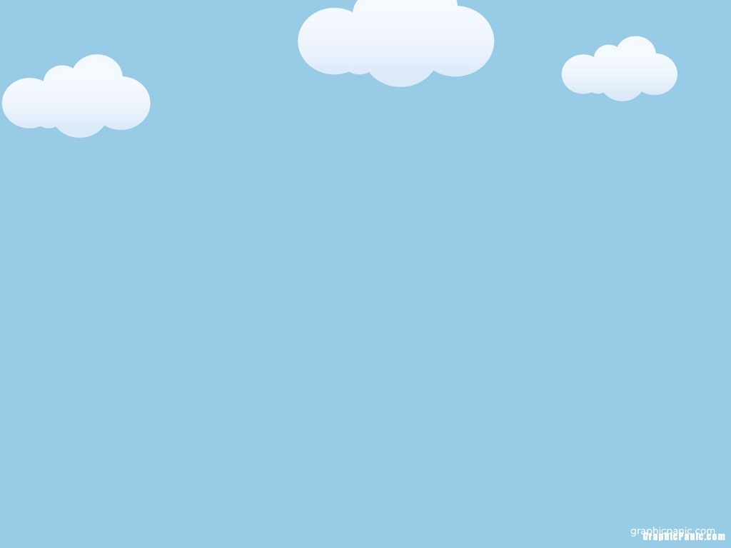 clouds powerpoint backgrounds