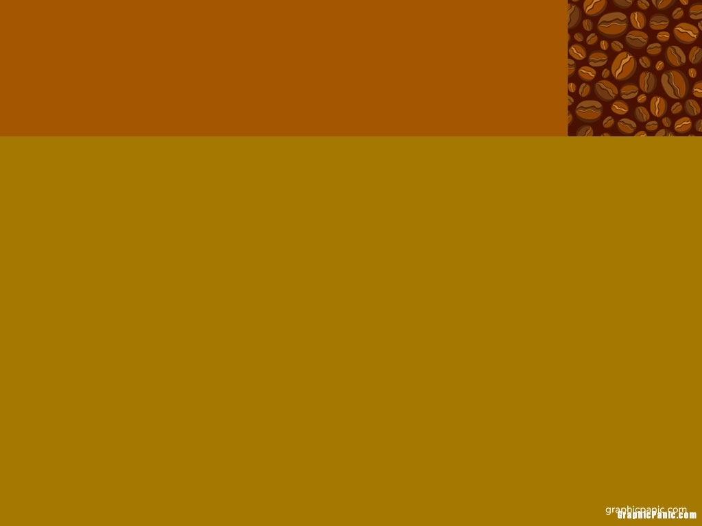coffee powerpoint background