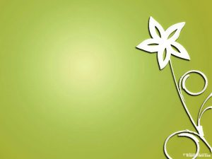 flower background for powerpoint