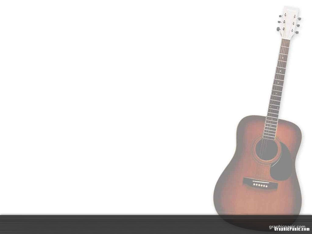 guitar background for powerpoint
