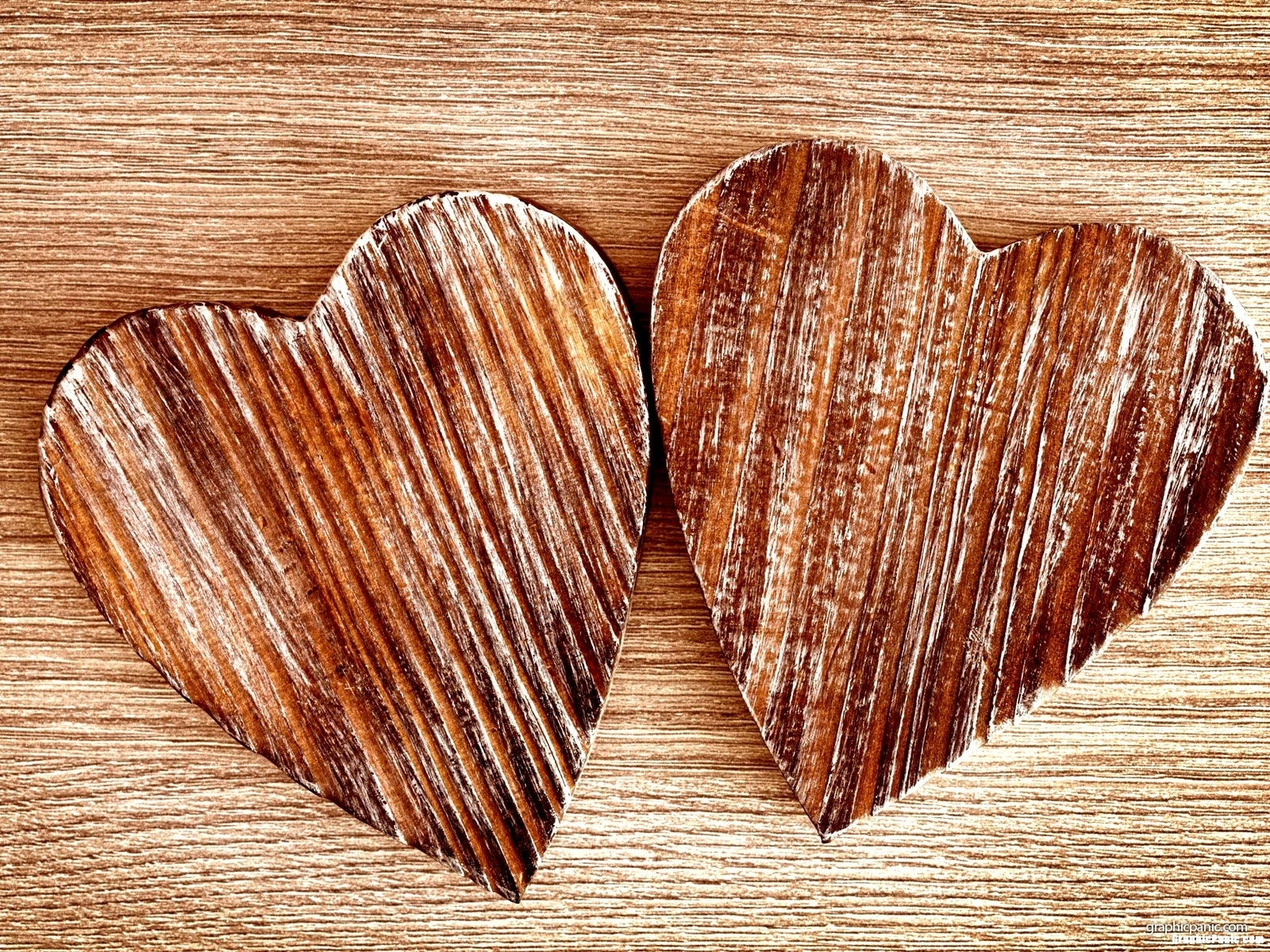 Heart Valentine Background for Powerpoint