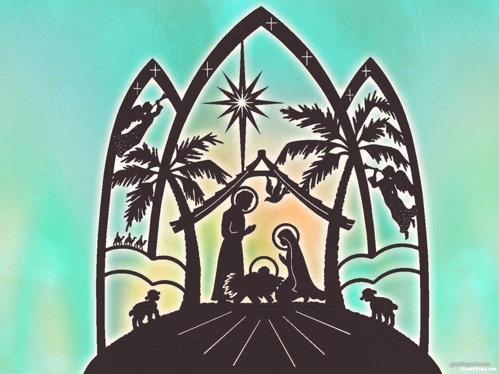 Nativity Background