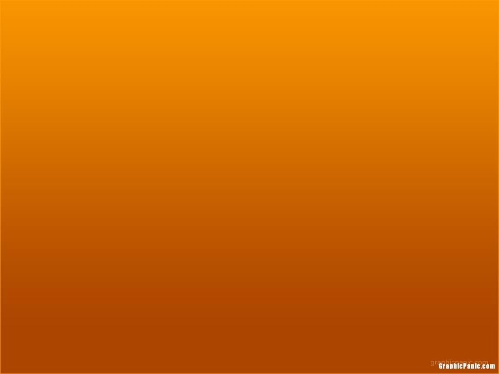 orange powerpoint background