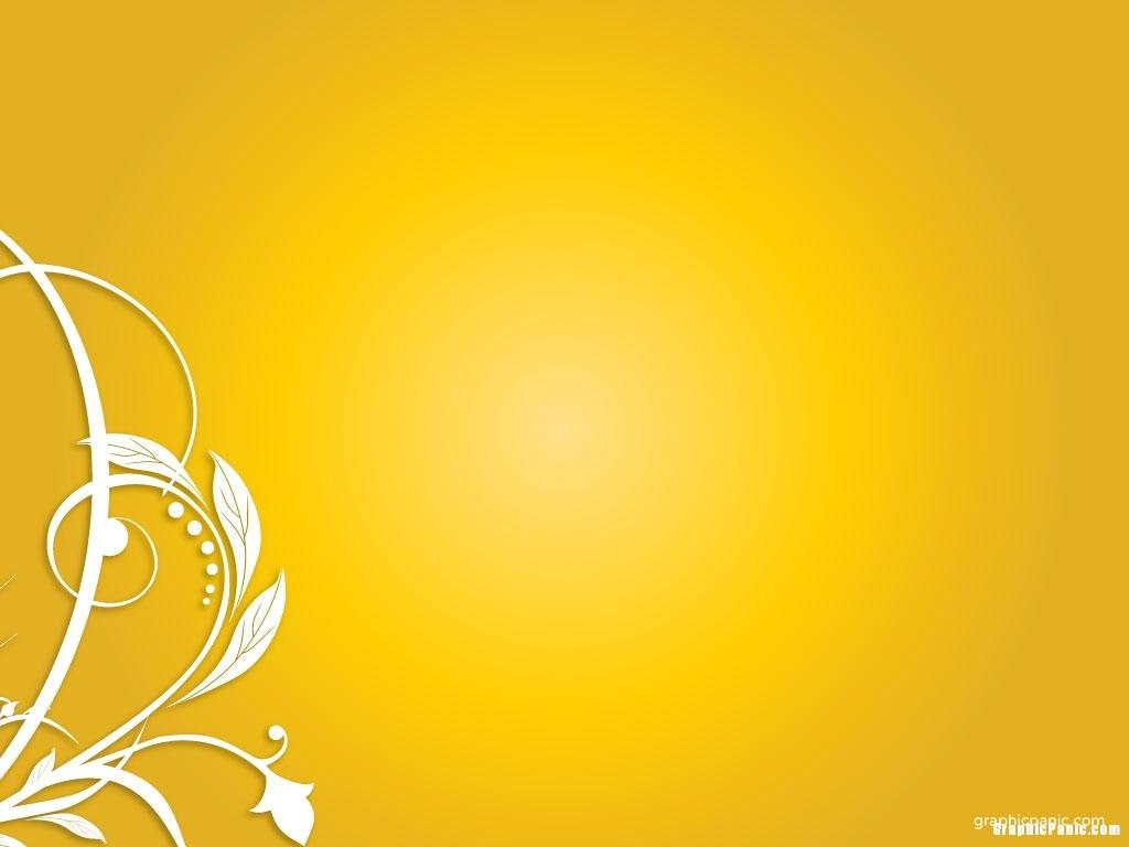 Yellow PowerPoint Background – GraphicPanic com